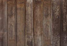 Regeling van het oude gebruik van het schors houten geweven paneel als houten korrel Stock Afbeelding