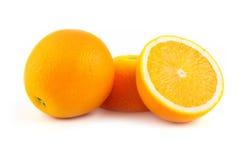 Regeling van sinaasappel Stock Afbeeldingen