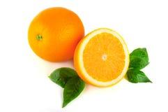Regeling van sinaasappel Royalty-vrije Stock Fotografie