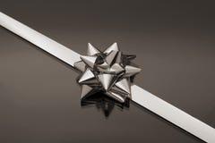 Regelkreis des glänzenden Geschenks Stockfoto