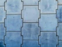 Regelmatige panelen in samenstelling stock foto's