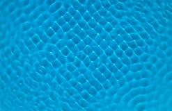 Regelmatige watertextuur stock afbeelding