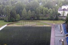 Regen stock afbeelding