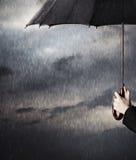 Regen Lizenzfreie Stockbilder