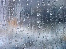 Regen stock fotografie