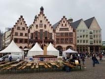 Regen in Duitsland royalty-vrije stock fotografie