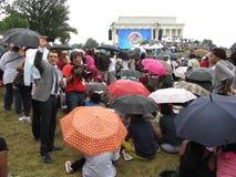 Regen en Meer Regen Royalty-vrije Stock Afbeeldingen