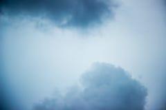 Regen fällt Lizenzfreie Stockbilder