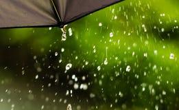 Regen-Ra! n… Lizenzfreies Stockbild