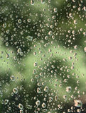 Regen-Tropfen Stockfoto