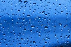 Regenachtig venster Royalty-vrije Stock Fotografie