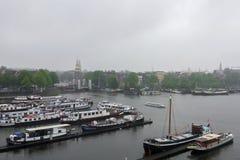 Regenachtig weer Royalty-vrije Stock Foto's