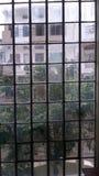 Regenachtige Dag in Varanasi royalty-vrije stock fotografie