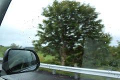 Regenachtige dagen Stock Foto