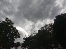Regenachtige dagen 2 stock afbeelding