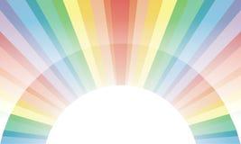 Regenbogen Lizenzfreie Abbildung