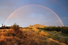 Regenbogen Lizenzfreies Stockfoto
