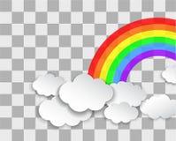 Regenbogen Lizenzfreie Stockfotos