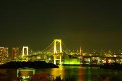 Regenbogen-Brücke Lizenzfreies Stockfoto