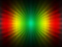 Regenbogen-bunter abstrakter Hintergrund Lizenzfreies Stockfoto