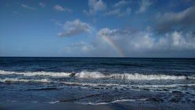 Regenbogen der Karibischen Meere Lizenzfreie Stockfotos