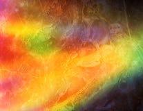 Regenbogen-Farben-Stein Hintergrund-c stock abbildung