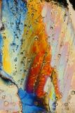 Regenbogen farbige Kristalle Lizenzfreie Stockfotos