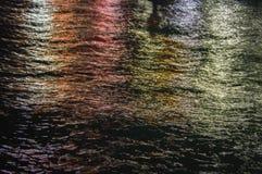 Regenbogen glasiert Lizenzfreie Stockfotos