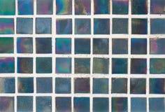 Regenbogen-Glasmosaik-Fliese Lizenzfreie Stockfotos