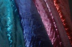 Regenbogen-Seide Lizenzfreie Stockfotografie