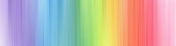 Regenbogen unscharfer Hintergrund lizenzfreie stockfotos