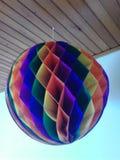 Regenbogenball stockfotografie