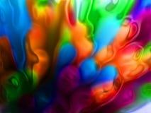Regenbogenbeschaffenheit Lizenzfreies Stockfoto