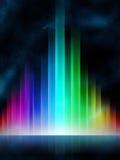 Regenbogenentzerrer Stockfotografie