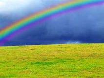 Regenbogenfarben Stockfoto