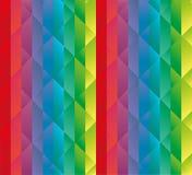 Regenbogenfarben-Auszugshintergrund Stockfoto