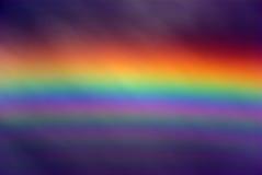 Regenbogenhintergrund Stockfoto