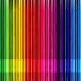 Regenbogenstreifenhintergrund Stockfotos