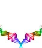 Regenbogenstrudel Lizenzfreie Stockbilder