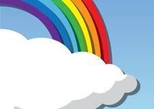 Regenboog Royalty-vrije Stock Afbeelding
