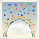Regenboog Royalty-vrije Stock Afbeeldingen