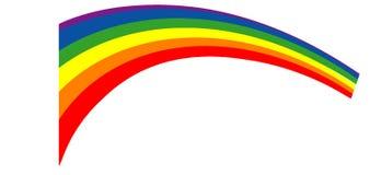 Regenboog stock foto