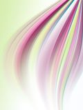 regenboog abstracte achtergrond met glanzende strepen Stock Afbeeldingen