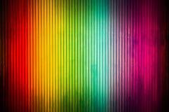 Regenboog grunge textuur Stock Foto's