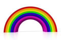 Regenboog, kleuren, lgbt, homosexual, homo… Royalty-vrije Stock Foto's