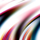 Regenboogbeeld, abstracte achtergrond Royalty-vrije Stock Afbeelding