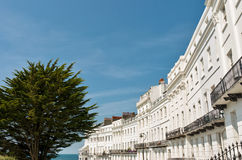 Regency architecture, Brighton Stock Photo