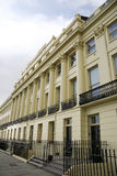 Regency architecture Brighton seafront Stock Photo