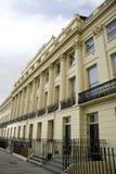 Regency architecture Brighton seafront Stock Photo