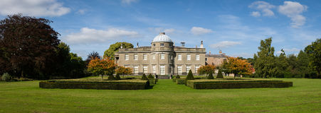 Regency Country House - Stately Home - England - UK Stock Images